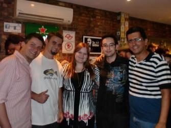 SouJava Campinas na Glassfish Party (JavaOneBrasil 2012)