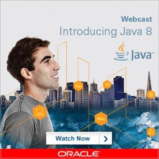 Lançamento do Java 8